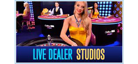 Live studio casino equipment